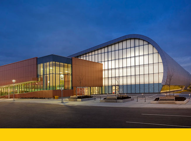 Image of the Abilities Centre in Whitby
