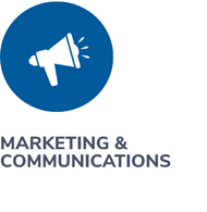 Step 8 Marketing and communications